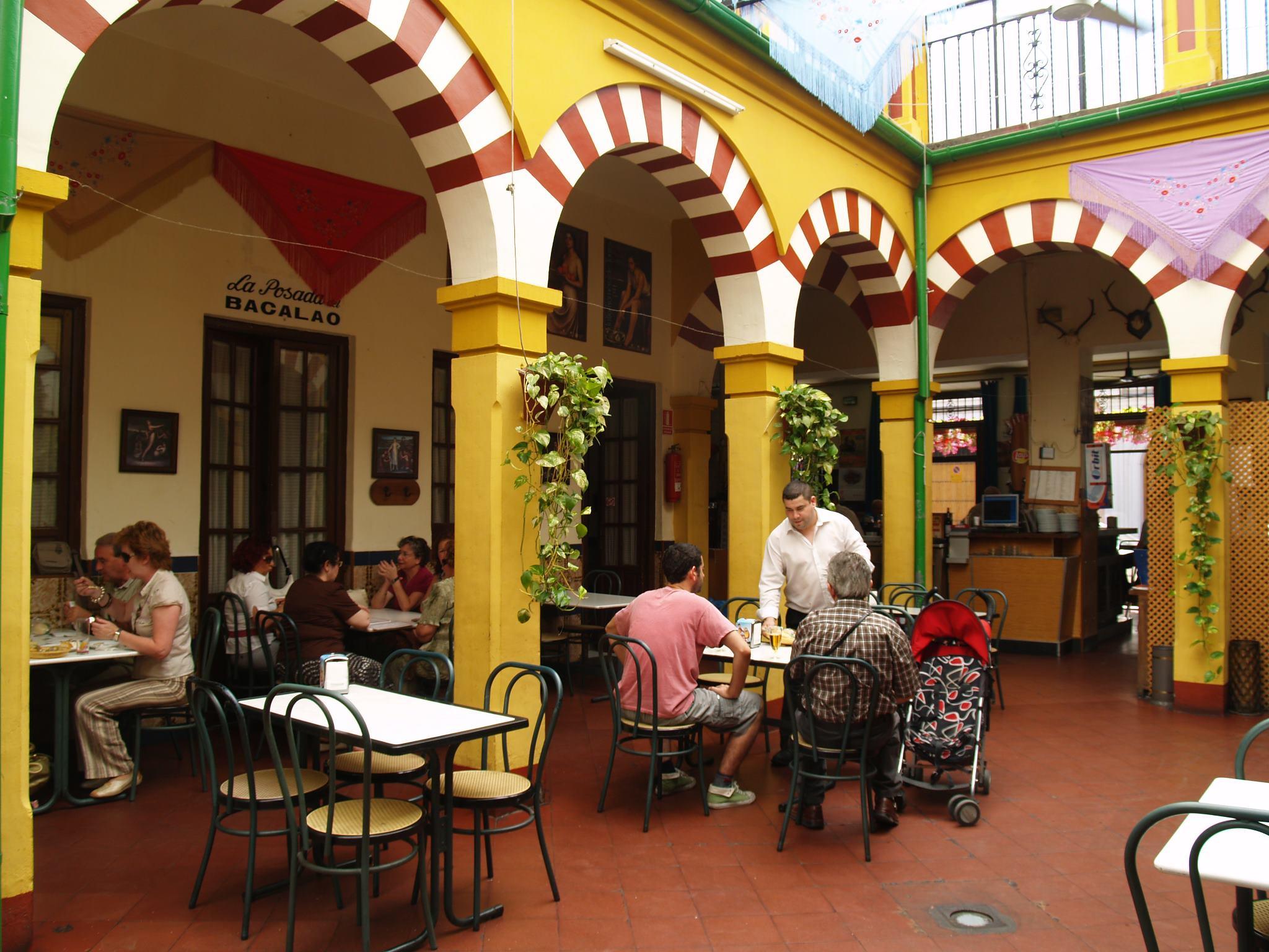 Anuncio del restaurante sociedad plateros mar a auxiliadora - Restaurante teatro campos ...