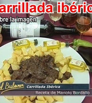 Carrillada iberica en el Restaurante en Córdoba Sociedad Plateros María Auxiliadora