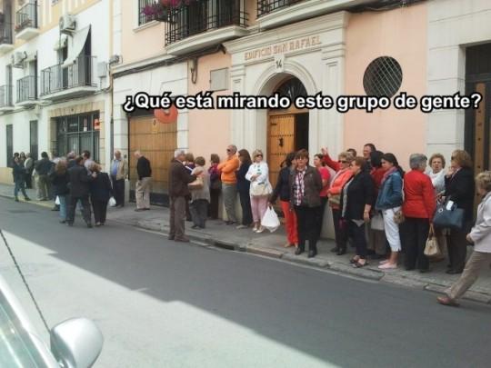 Flores fachada Restaurante Sociedad Plateros Maria Auxiliadora