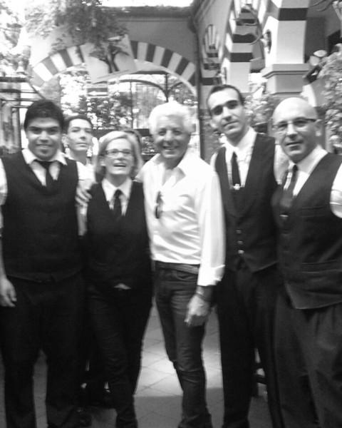 Justo Gomez en el Restaurante Sociedad Plateros Maria Auxiliadora 02