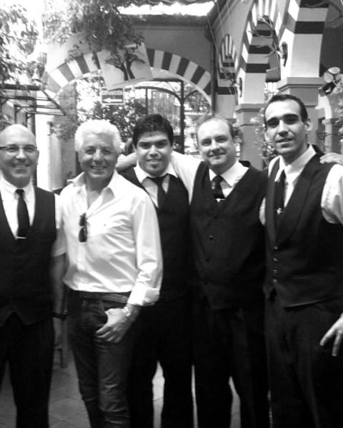 Justo Gomez en el Restaurante Sociedad Plateros Maria Auxiliadora 03