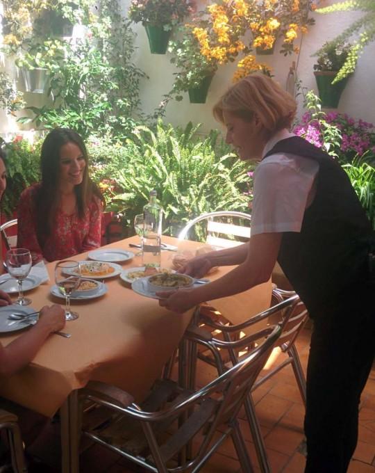 Salud al dia en el Restaurante Sociedad Plateros Maria Auxiliadora 15
