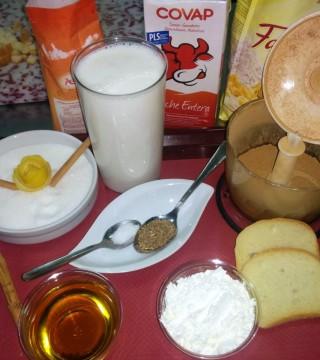 01-Ingredientes para la Gachas cordobesas sin gluten Receta de Gachas Cordobesa Sin gluten en Restaurante Sociedad Plateros Maria Auxiliadora