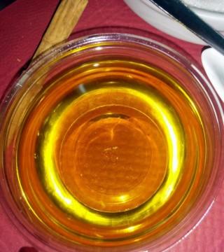 02-Aceite Receta de Gachas Cordobesa Sin gluten en Restaurante Sociedad Plateros Maria Auxiliadora