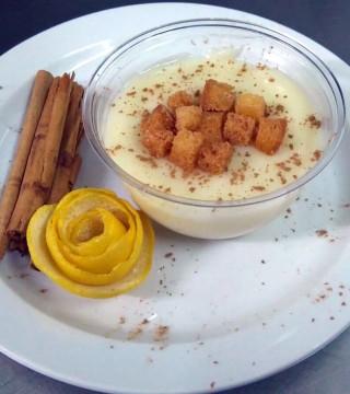 14-Gachas terminadas Receta de Gachas Cordobesa Sin gluten en Restaurante Sociedad Plateros Maria Auxiliadora