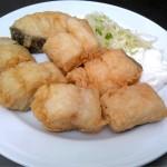 Bacalao frito en Restaurantes en Cordoba Sociedad Plateros Maria Auxiliadora Medina Azahara y patio cordobes