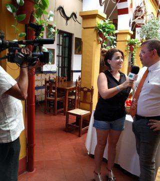 Andalucia Directo en el Restaurante Sociedad Plateros Maria Auxiliadora 04