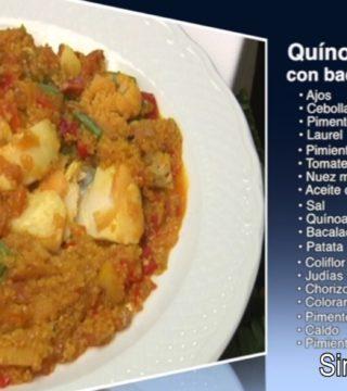 quinoa-con-bacalao-sin-gluten-del-restaurante-sociedad-plateros-maria-auxiliadora