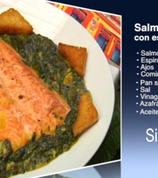 salmon-con-espinacas-sin-gluten-en-el-restaurante-sociedad-plateros-maria-auxiliadora