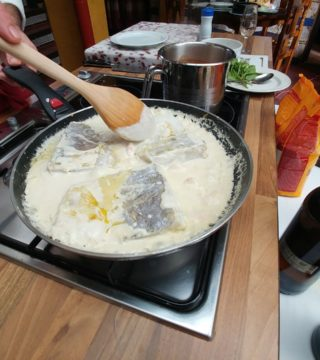Bacalao con almendras sin gluten sin lactosa 06