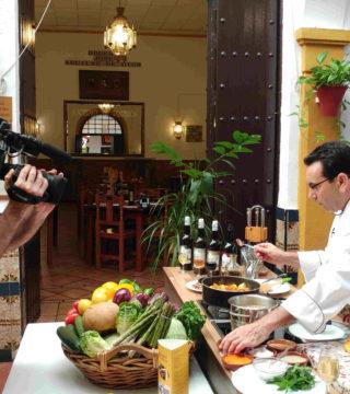 07-Alacahofas al Montilla siin gluten del Restaurante Sociedad Plateros Maria Auxiliadora