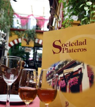 Despacho de vinos a granel Sociedad Plateros María Auxiliadora 03