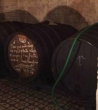 Despacho de vinos a granel Sociedad Plateros María Auxiliadora 11